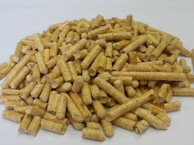 柞木生物质颗粒